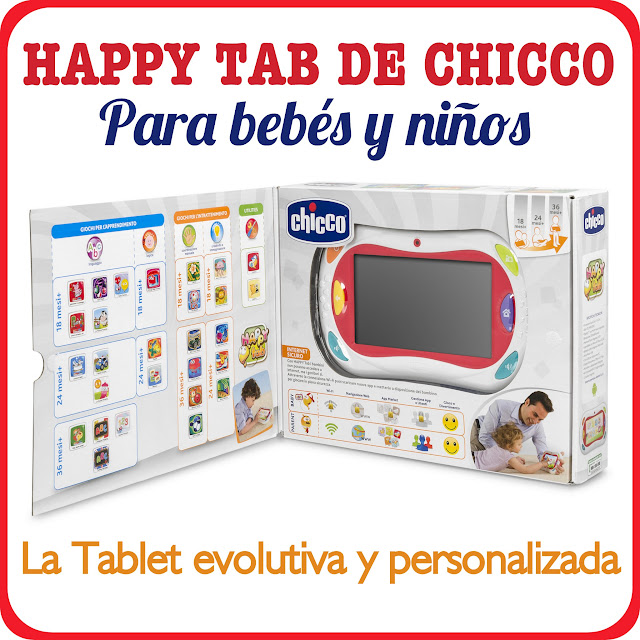 Happy Tab de Chicco