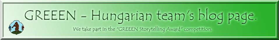 GREEEN - Hungarian team
