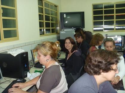 SALA DE COMPUTAÇÃO - PROINFO - 2011