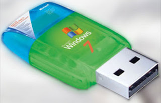 Cara Simple & Mudah Install Windows 7/8 dengan Flashdisk