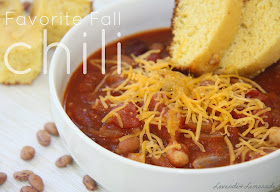 The best chili recipe - and its meatless!  Recipe and Tutorial on Lavende & Lemonade