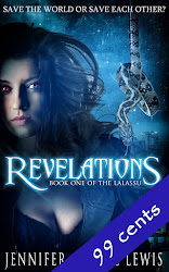 Pick up Revelations for 99 cents US on all platforms!