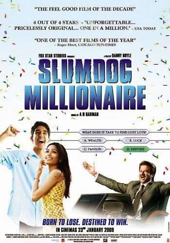 Slumdog Millionaire (2008) Movie Poster