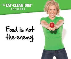 I Eat clean...