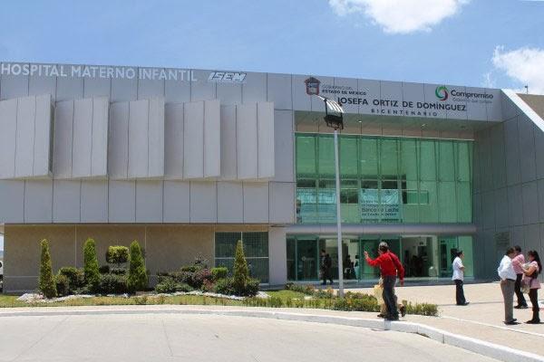 El hospital materno infantil de chalco es acreditado como - Hospital materno infantil la paz ...