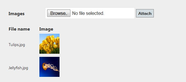 Life, Tech, and more...: AJAX File Upload in MVC using IFrame