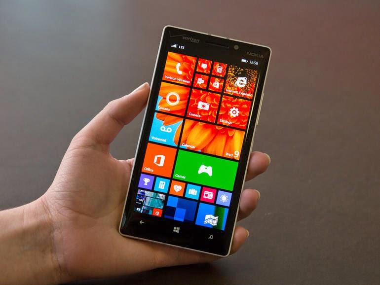 Đánh giá Windows Phone 8.1