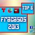 TOP 6: ¡Telenovelas fracasadas en Puerto Rico en el 2013!