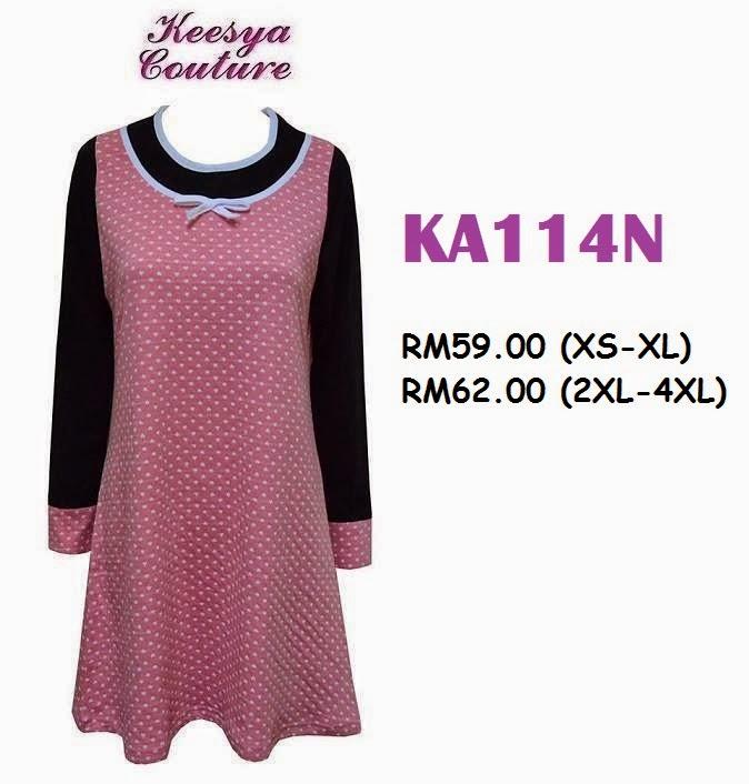 T-shirt-Muslimah-Keesya-KA114N