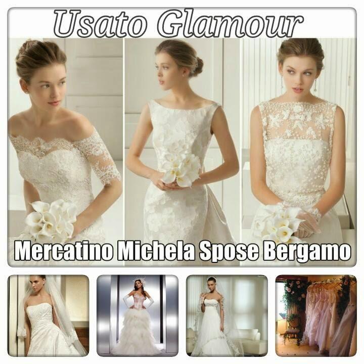 Mercatino michela bergamo vendere l 39 abito da sposa for Mercatino usato bergamo