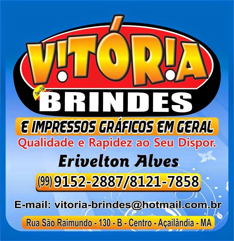 VITÓRIA BRINDES