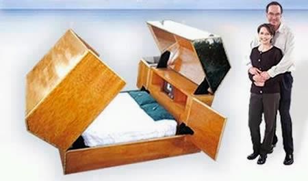 Quantum Sleeper, la cama anti terrorista