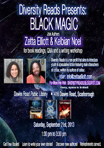 Diversity Reads Presents:      Black Magic