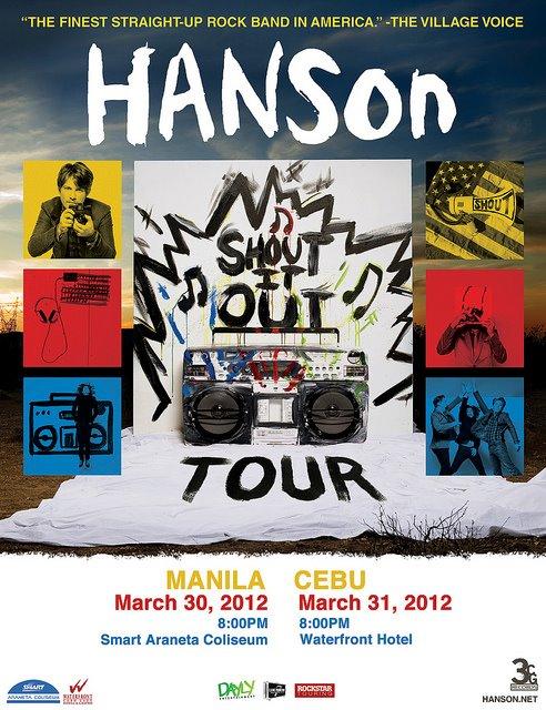 Go back gt gallery for gt concert poster 2012