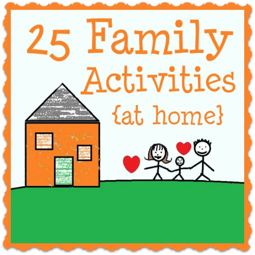 family date night ideas, family game night ideas, family time ideas