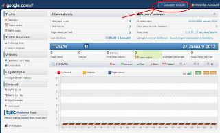 Berikut ini panduan membuat hit counter di blog, supaya anda mengetahui jumlah visitor