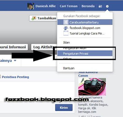 Cara Mengatur Keamanan Berlapis Pada Akun Facebook