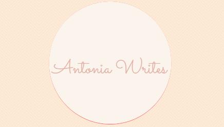 Antonia Writes