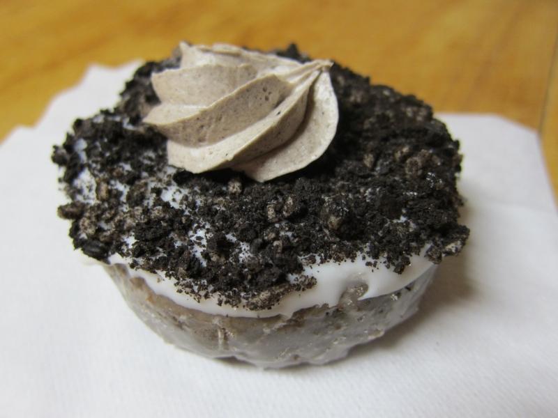 Krispy Kreme Oreo Doughnut Recipe Krispy Kreme's Oreo Cake Donut