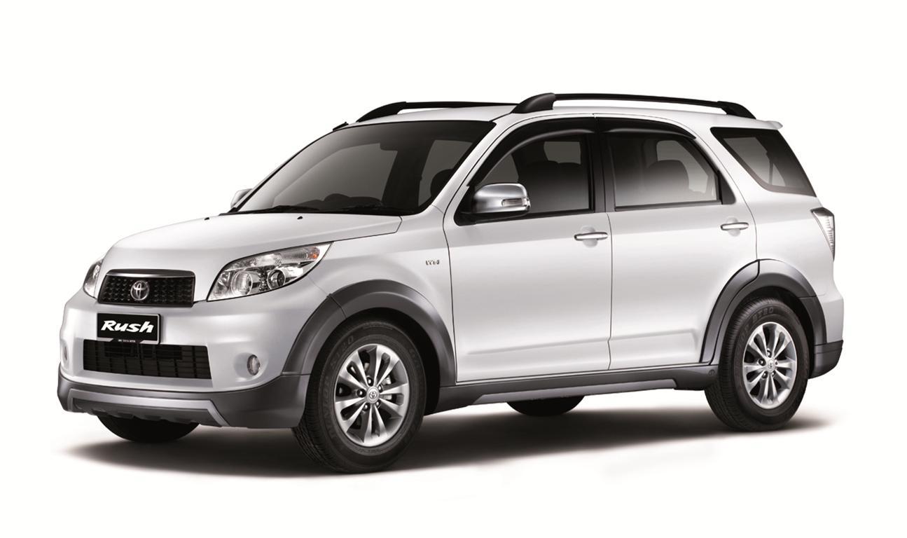 Harga Toyota Rush Terbaru Wilayah Banjarmasin (Kal-Sel)