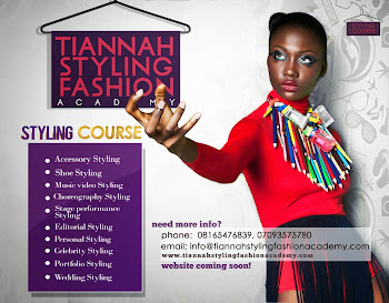 TIANNAH STYLING FASHION ACADEMY
