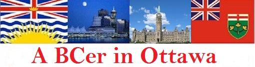 A BCer in Ottawa
