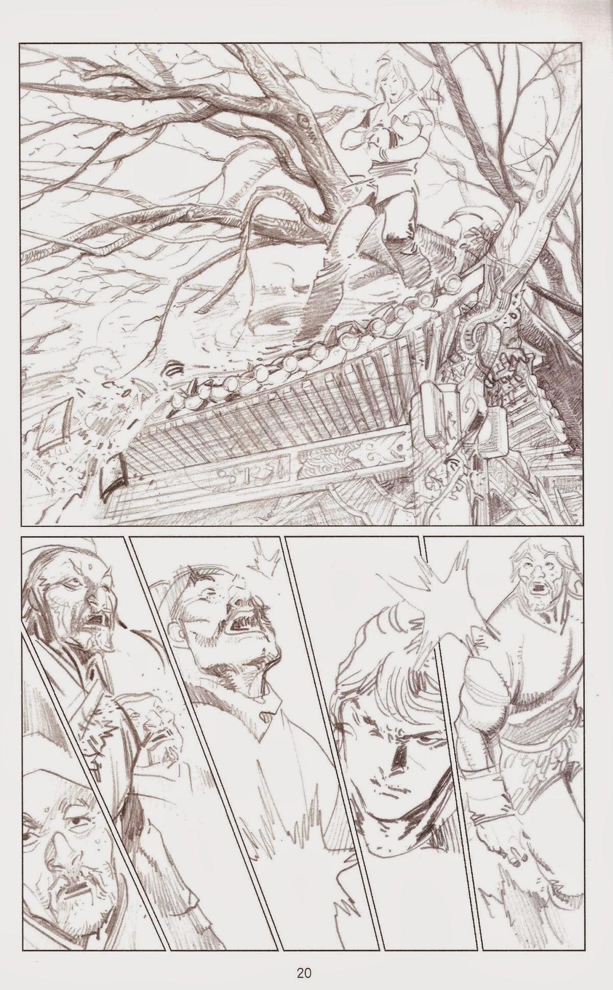 Phong Vân chap 675 - Trang 18