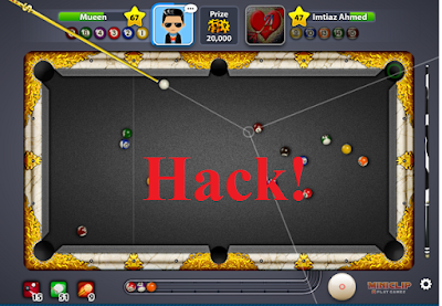 How to Hack 8 Ball Pool Game Increase Long Guideline