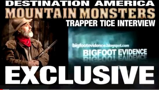 Mountain Monsters Trapper Tice Interview