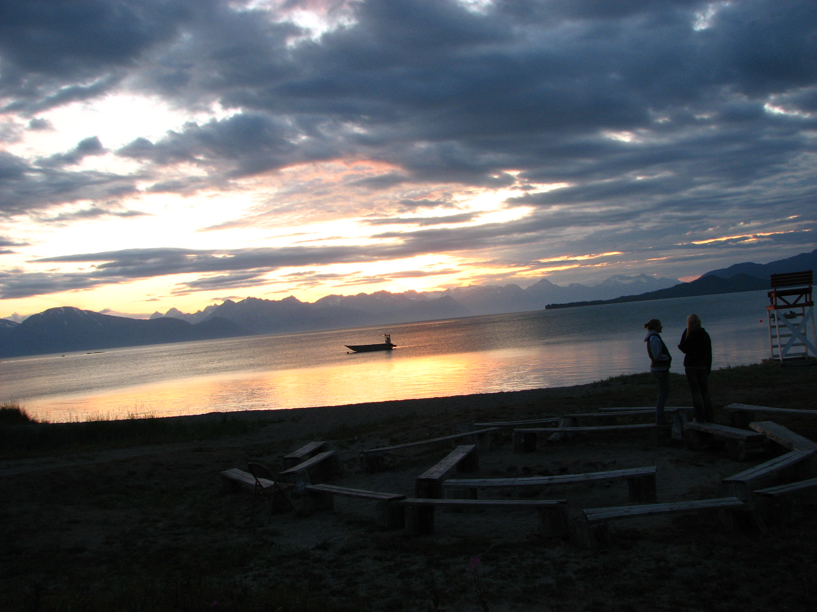 Paxton Portal Echo Ranch Bible Camp - How did alaska become part of the united states