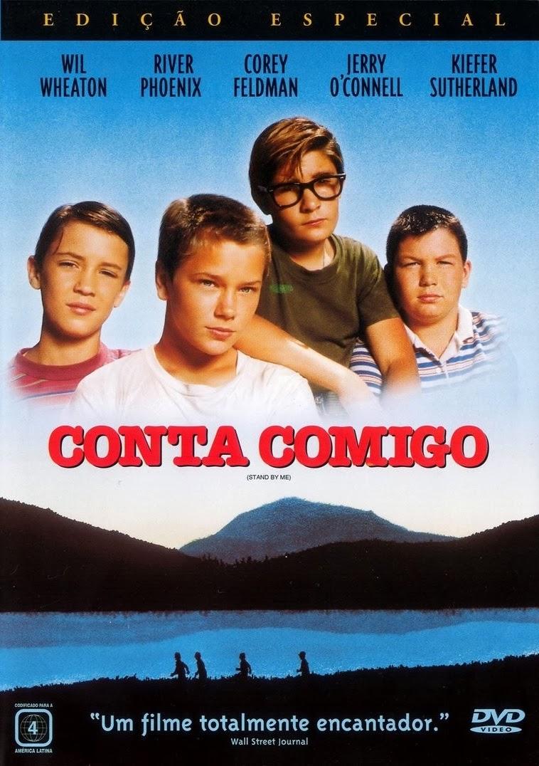 Conta Comigo – Dublado (1986)