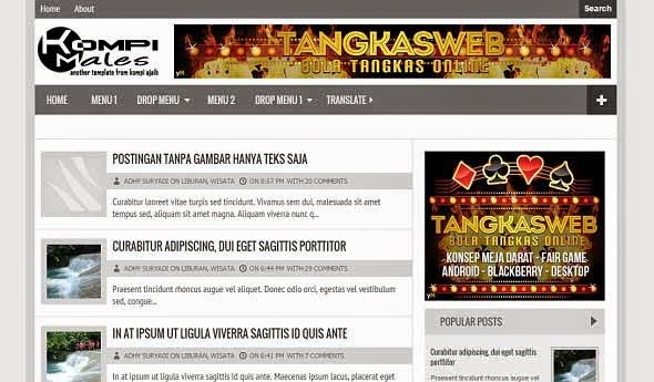Download Template SEO Friendly Terbaru 2015