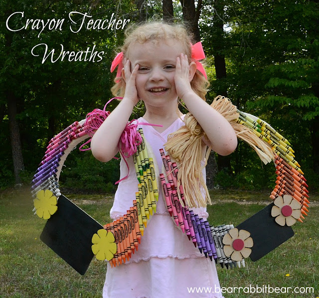 crayonwreath Taylor House Thursday #23