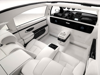 2012 BMW X6 Review Interior.