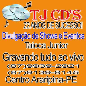 TJ CD'S