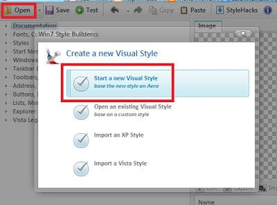 Cara Membuat Tema Windows 7 Sendiri [Software]