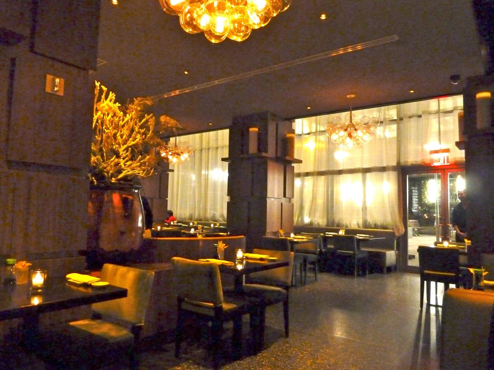 Koi New York | A Foodie S Joy Koi Restaurant Soho New York City