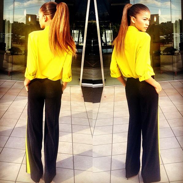 Fashion: Zendaya Colem...