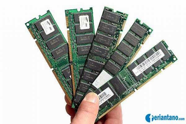Pengertian, Jenis - Jenis dan Fungsi RAM (Random Acces Memory) - Feriantano.com