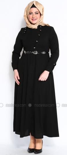 Contoh Baju Muslim Wanita Gemuk