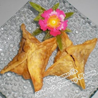 celebrity chef bob blumer chocolate kiss wonton