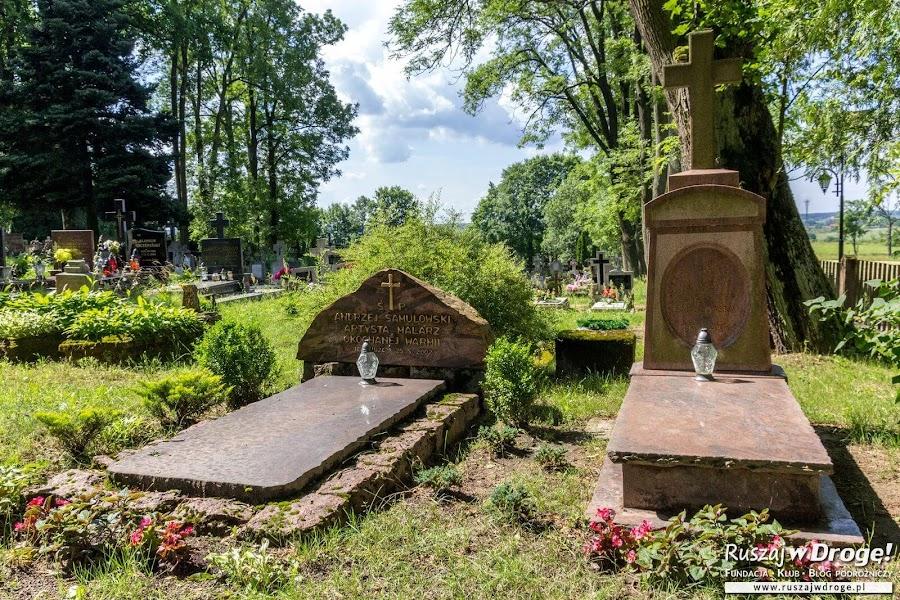 Gietrzwałdzki zabytkowy cmentarz