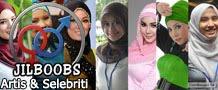 Artis Selebriti Melayu Jilboobs