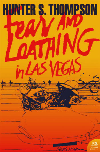 Nesse momento - Livro Fear+and+Loathing+in+Las+Vegas