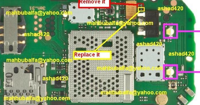 Repair Nokia C1