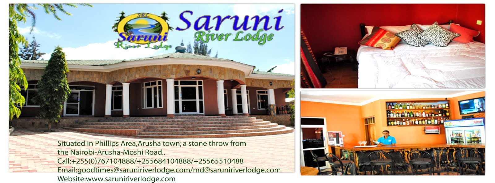 Saruni River Lodge