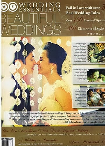 PRESS FEATURE: BEAUTIFUL WEDDINGS