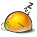 Zzz emoticon