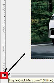 Tutorial gimp-Motion Blur pada foto