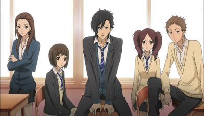 Anime Say I love you